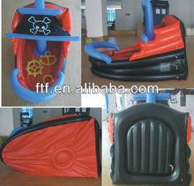 inflatble favorito de barco pirata réplica juguete del globo swp1001s