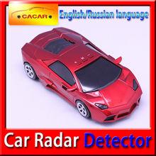 caliente la venta de automóviles de velocidad de radar detector de navegación gps y radar detector de