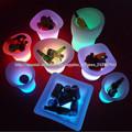 Venta caliente de la fábrica LED cubo de hielo
