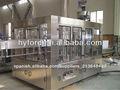 automático de agua carbonatadas de llenado de la máquina