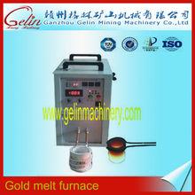 máquina de horno de oro
