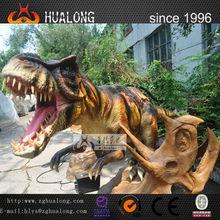 T-rex dinosaurio mecánico de Playground