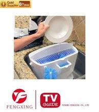 Plástico plato fácil como se ve en TV