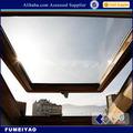 techo de aluminio tragaluz