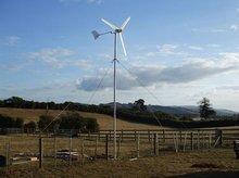 turbina de viento 500w/generador de viento/china pequeño fabricante de aerogeneradores