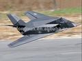 2.4g remoto control 3d acciones de aviones modelo a escala