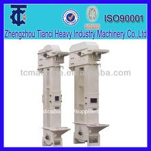 resistente al ácido húmico fertilizante ácido elevador de cangilones de maquinaria