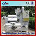 2014 prensado en caliente prensado en frío máquina de aceite