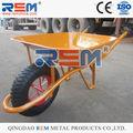 fonte da fábrica de alta qualidade carrinho de mão carrinho de mão jardim wb6400