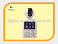 Rede wi-fi de chamada de vídeo do monitor da câmera de segurança