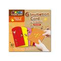 Ideas Tarjeta de la invitación de cumpleaños para niños (OEM son Wel-Ven)