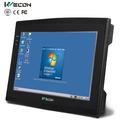 Wecon 10.2 pulgadas mueca de dolor 7.0 industrial panel táctil de pantalla de pc con precio razonable