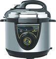 cocinar aparatos mecánicos de control de cámara de presión de acero inoxidable de alta presión eléctrica 5L MPC008