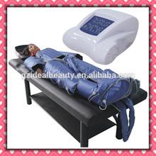 Botas de presoterapia drenaje linfático de la máquina de masaje (S061B)