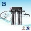de aceroinoxidable de filtración de agua
