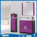 el último diseño de pvc violeta de pie libre mueblesdebaño