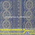 nylon vestuário africano laço do bordado net tecido