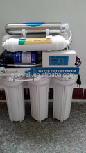 que muestra tds de ósmosis inversa de tratamiento de agua hecho en china