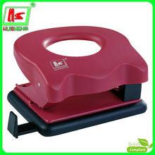 Bajo precio pequeño agujero perforadora de papel, el agujero oval de golpe con alta calidad