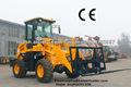 ZL15F moteur de roue chargeur hydraulique fourchette Euro III
