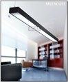 Alta calidad de luz especial colgante lámpara llevada de acrílico de iluminación Parte MD3210