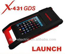 Ponga en marcha x431 la actualización original del analizador X431 GDS por Internet