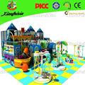 Aire de jeux d'intérieur pour enfants