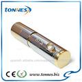 2013 nuevo producto cigarrillo electrónico mod mecánico cigarrillo electrónico KTS oro y cromo color cigarrillo electrónico dire