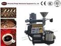 3kg de bajo costo y eficientes de alta tambor tostador de café para la venta