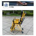 Médica de carga automática de silla camilla de emergencia