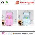 el mejor venta de punto de impresión de la flor y apoyos en capas suéter de vestidos para las niñas recién nacidas