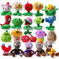 Horrible! Las plantas vs zombies de juguete de felpa están llegando/de peluche de juguete/nuevos juguetes del año pasado