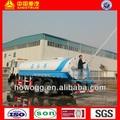 Howo 15m3 rociadores de agua de camiones, china camión tanque de agua