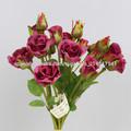La venta caliente se levantó ramillete de flores