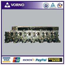 cummins piezas del motor de auto 6bt la cabeza del cilindro 3966454