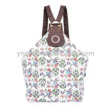 floral barato para las mochilas de las niñas adolescentes