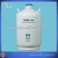alta calidad Contenedor de nitrógeno líquido para el almacenamiento