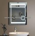 espejo de aumento de baño con luz