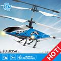 fd1095a giroscopio de actualización de la versión para helicóptero de metal helicóptero pro