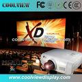 brillo de 10000 lúmenes 3LCD Proyector Full HD proyector de cine al aire libre