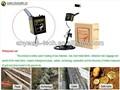 los mejores detectores de metales Scorpion con panel LCD y bobina impermeable