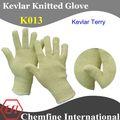 Luva de kevlar/kevlar& corte luvas resistentes ao calor/fogo kevlar luvas de combate