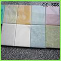 haute quailty surface solidecomptoir translucide feuille de résine polyester