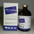 Complejo de vitamina b de inyección