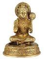 de bronce estatua de hanuman hindúes