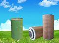 Pegamento de dos componentes para el papel del filtro de aire de unión