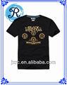 China por mayor de ropa de los hombres de encargo camiseta de encargo para el hip hop
