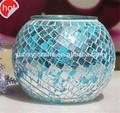 Vintage vase en verre perles d'eau en verre vase décoration