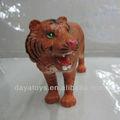 Vivo tigre figura Animal, juguete plástico 3D