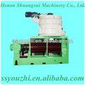 tratamiento de gran tamaño sprial capcity de coco del molino de aceite